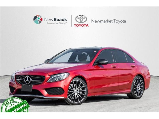 2016 Mercedes-Benz C-Class Base (Stk: 62702) in Newmarket - Image 1 of 24