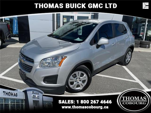 2016 Chevrolet Trax LS (Stk: UT26225) in Cobourg - Image 1 of 21