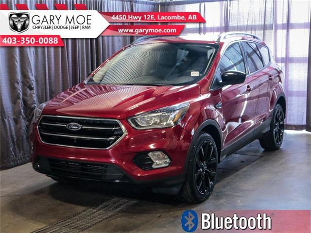 2017 Ford Escape SE (Stk: F202433A) in Lacombe - Image 1 of 22