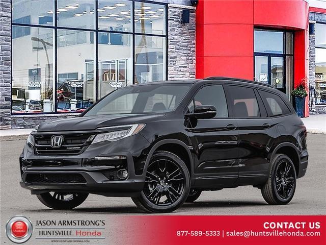 2021 Honda Pilot Black Edition (Stk: 221175) in Huntsville - Image 1 of 23