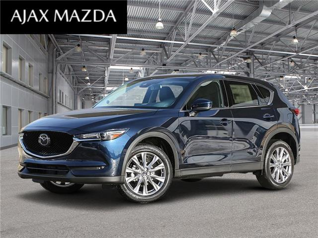 2021 Mazda CX-5 GT (Stk: 21-1301) in Ajax - Image 1 of 23