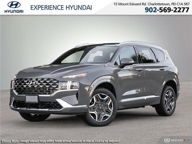2021 Hyundai Santa Fe Ultimate Calligraphy (Stk: N1224) in Charlottetown - Image 1 of 23