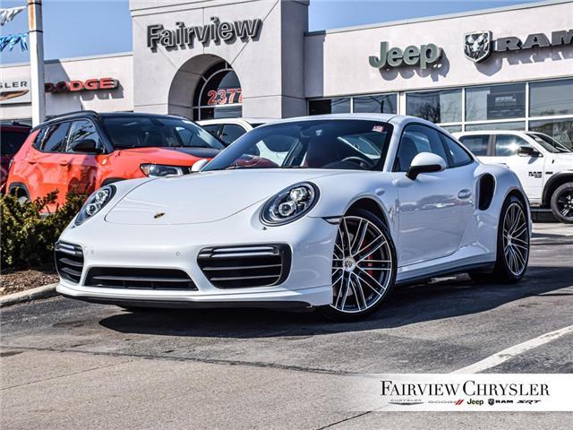 2017 Porsche 911 Turbo (Stk: U18391) in Burlington - Image 1 of 31