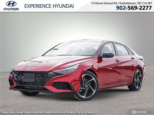 2021 Hyundai Elantra N Line (Stk: N1240) in Charlottetown - Image 1 of 23