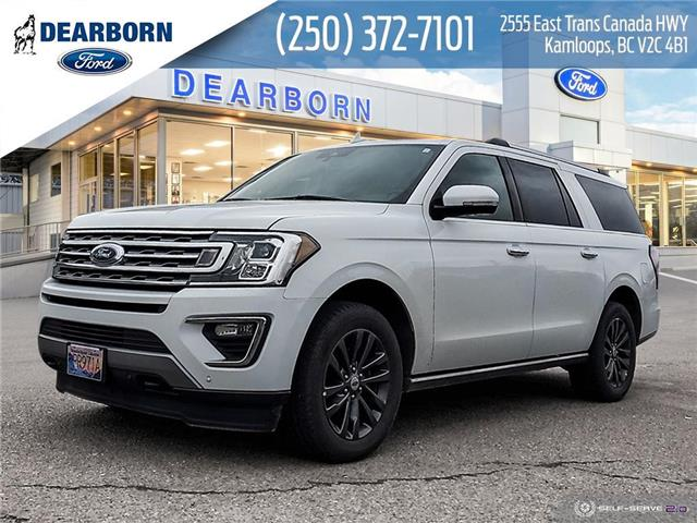 2020 Ford Expedition Max Limited (Stk: PM019) in Kamloops - Image 1 of 25