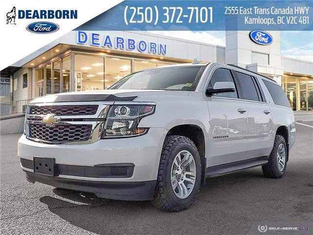 2019 Chevrolet Suburban LT (Stk: PM015A) in Kamloops - Image 1 of 26