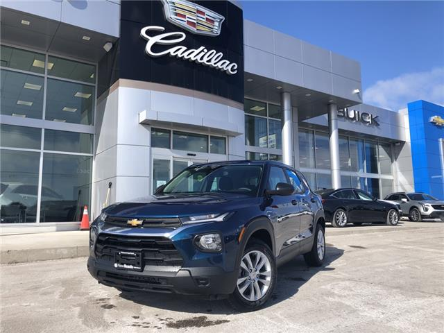 2021 Chevrolet TrailBlazer LS (Stk: B090812) in Newmarket - Image 1 of 23