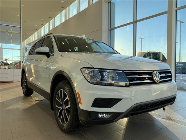 2021 Volkswagen Tiguan Comfortline (Stk: 71099) in Saskatoon - Image 1 of 13