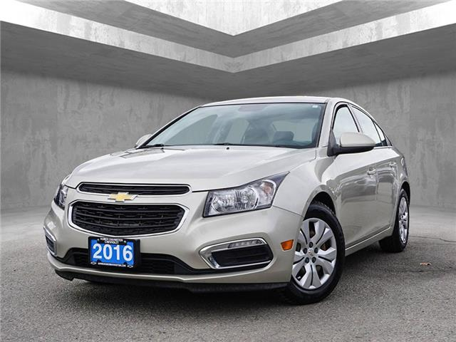 2016 Chevrolet Cruze Limited 1LT (Stk: N10121A) in Penticton - Image 1 of 17