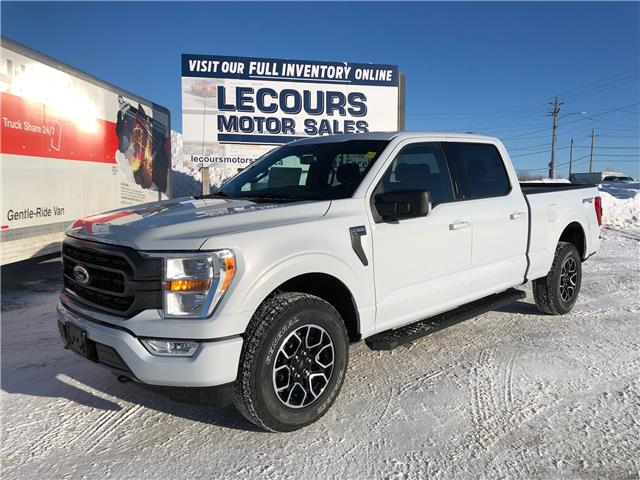 2021 Ford F-150 XLT (Stk: 21-130) in Kapuskasing - Image 1 of 14