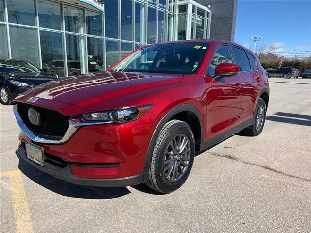 2018 Mazda CX-5 GS (Stk: 14662) in Newmarket - Image 1 of 23