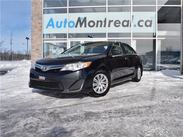 2012 Toyota Camry LE (Stk: BE004) in Vaudreuil-Dorion - Image 1 of 25