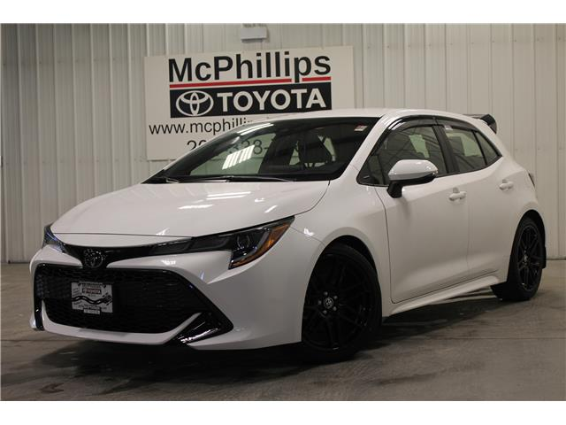 2021 Toyota Corolla Hatchback Base (Stk: 3126087) in Winnipeg - Image 1 of 20
