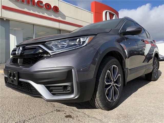2021 Honda CR-V EX-L (Stk: 21062) in Simcoe - Image 1 of 22