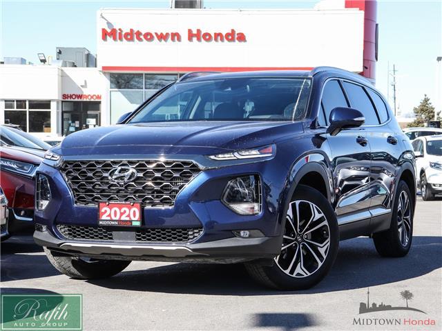 2020 Hyundai Santa Fe Ultimate 2.0 (Stk: 2200195A) in North York - Image 1 of 30