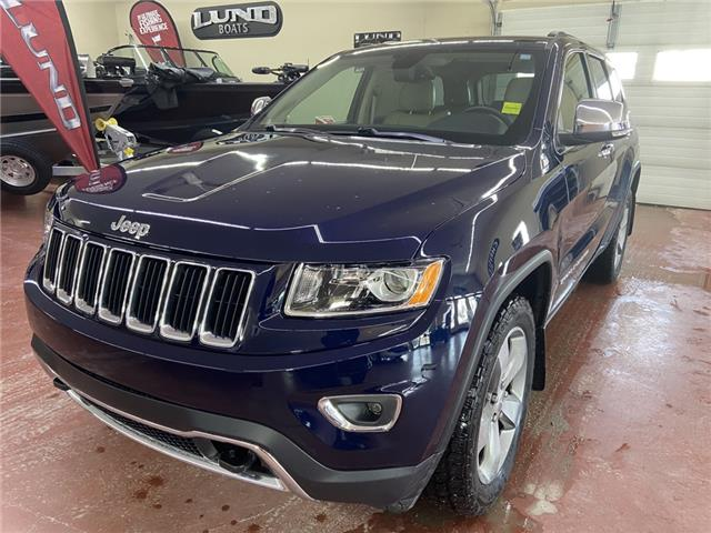 2016 Jeep Grand Cherokee Limited 1C4RJFBG3GC402282 T21-47A in Nipawin