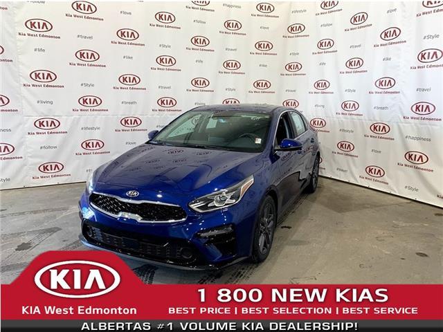 2021 Kia Forte EX Premium (Stk: 22860) in Edmonton - Image 1 of 26
