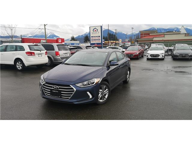 2017 Hyundai Elantra  (Stk: HB2-8206A) in Chilliwack - Image 1 of 5
