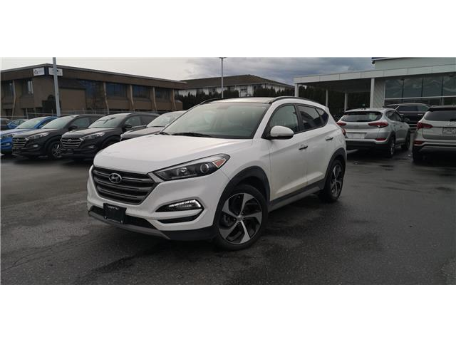 2017 Hyundai Tucson SE (Stk: HA7-7991A) in Chilliwack - Image 1 of 5