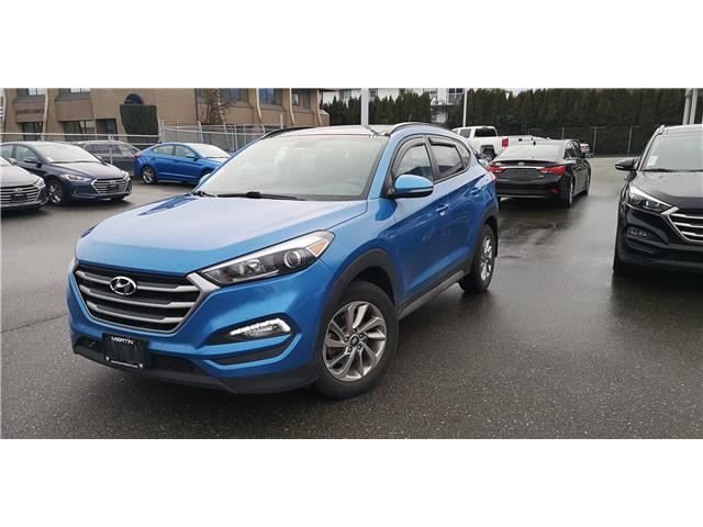 2017 Hyundai Tucson Premium (Stk: HB3-5584A) in Chilliwack - Image 1 of 5