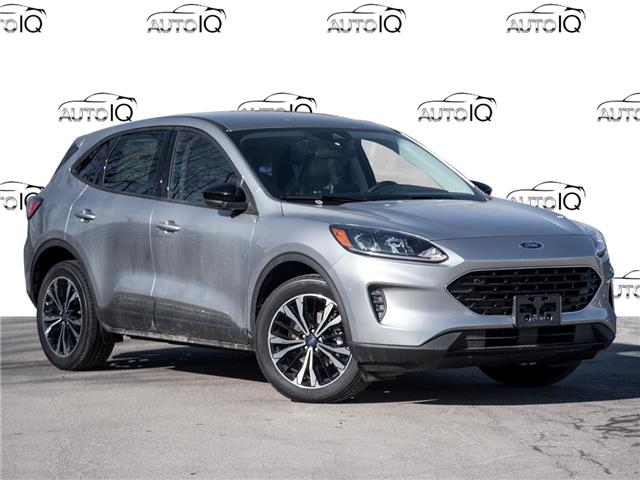 2021 Ford Escape SE Hybrid (Stk: 21ES114) in St. Catharines - Image 1 of 24