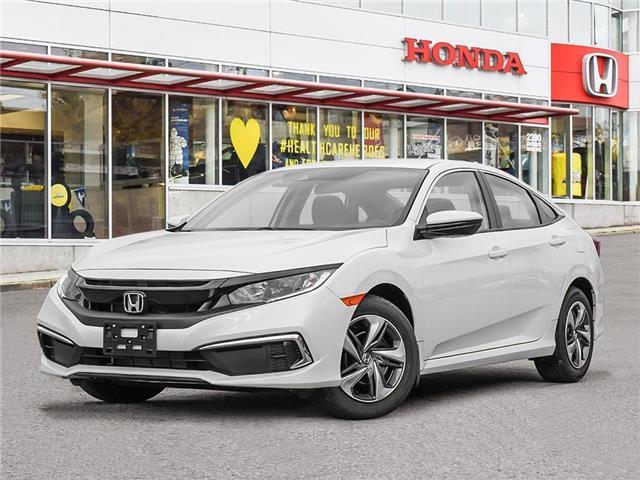 2021 Honda Civic LX (Stk: 3M97500) in Vancouver - Image 1 of 23