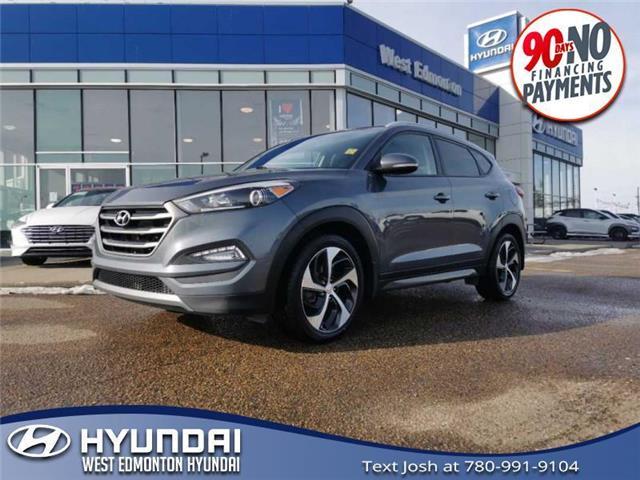 2016 Hyundai Tucson Premium (Stk: 11434B) in Edmonton - Image 1 of 20