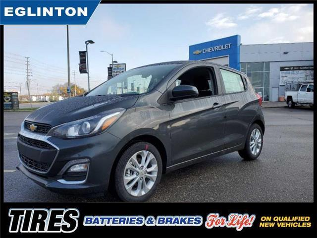 2021 Chevrolet Spark 1LT CVT (Stk: MC714320) in Mississauga - Image 1 of 16