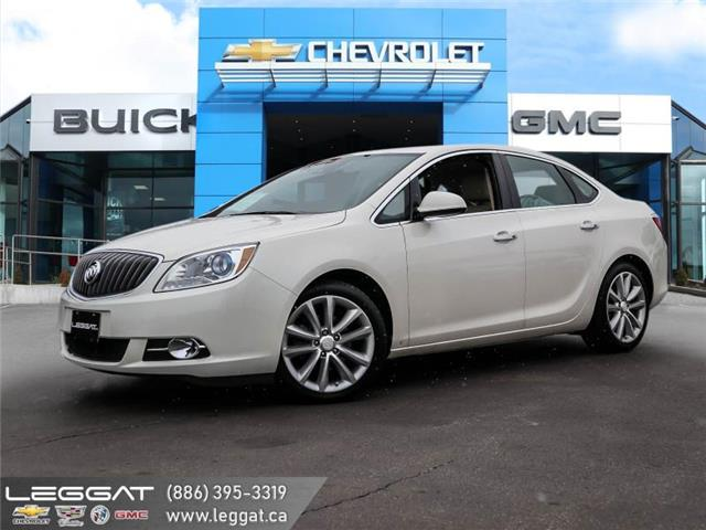 2014 Buick Verano Leather Package (Stk: 217046A) in Burlington - Image 1 of 19