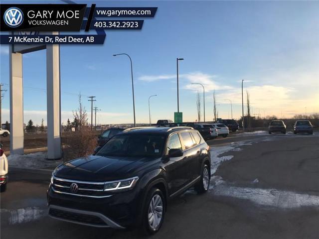 2021 Volkswagen Atlas HIGHLINE (Stk: 1AT9263) in Red Deer County - Image 1 of 8