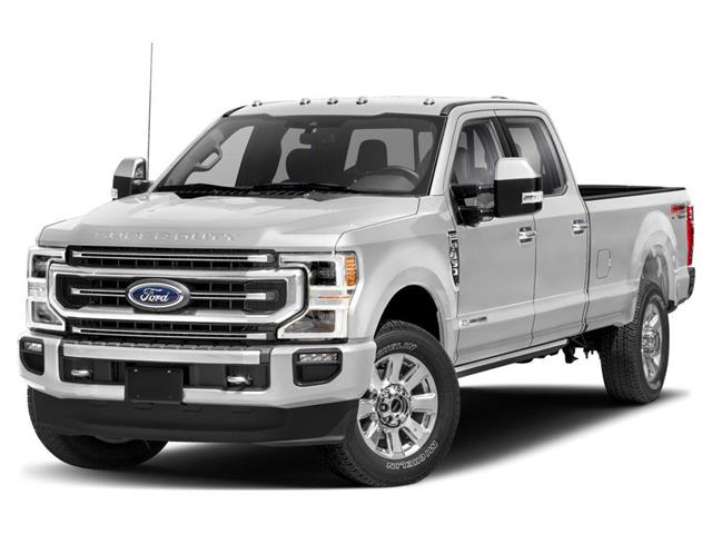 2021 Ford F-350 Platinum (Stk: M-1205) in Calgary - Image 1 of 9