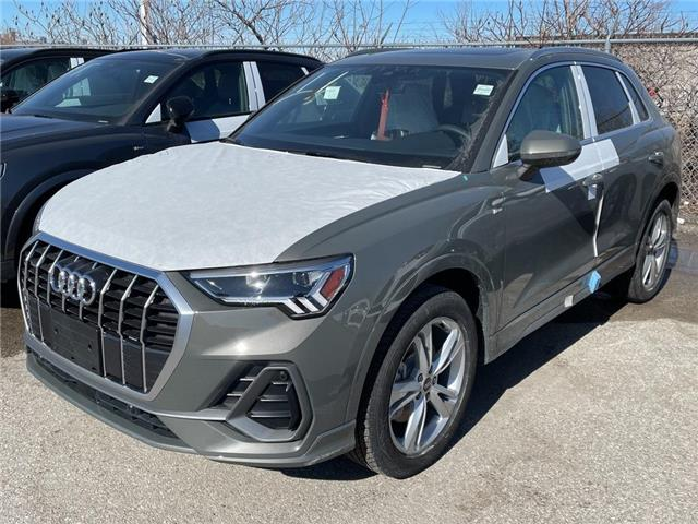 2021 Audi Q3 45 Progressiv (Stk: 210453) in Toronto - Image 1 of 5