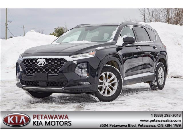 2020 Hyundai Santa Fe Essential 2.4  w/Safety Package (Stk: P0075) in Petawawa - Image 1 of 30
