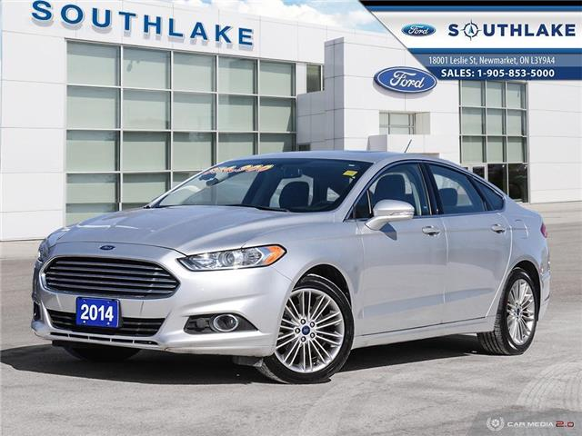 2014 Ford Fusion SE (Stk: P51578) in Newmarket - Image 1 of 27