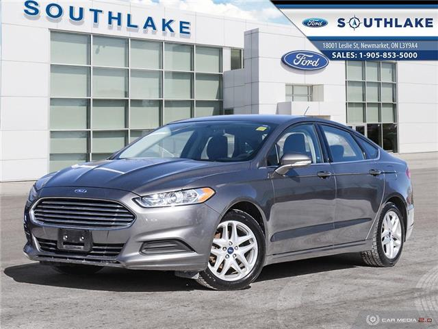 2014 Ford Fusion SE (Stk: 22043A) in Newmarket - Image 1 of 25