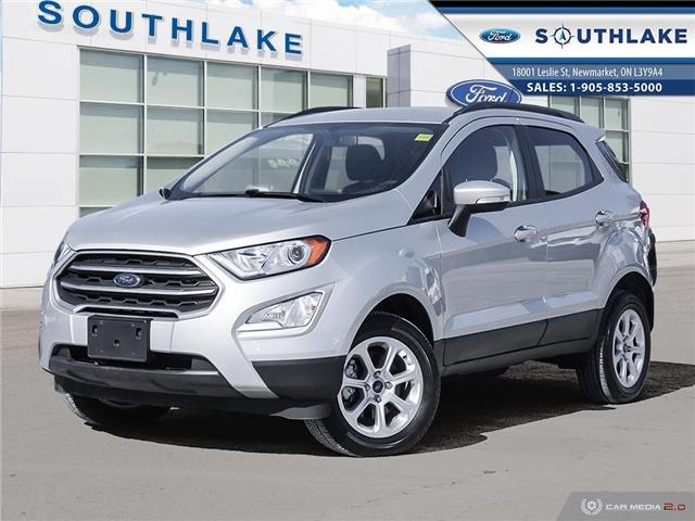 2018 Ford EcoSport SE (Stk: P51573) in Newmarket - Image 1 of 27