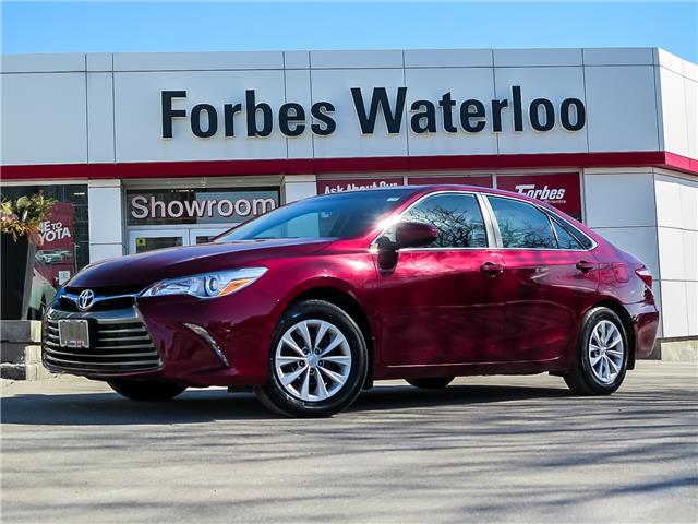 2017 Toyota Camry  (Stk: 03119R) in Waterloo - Image 1 of 23