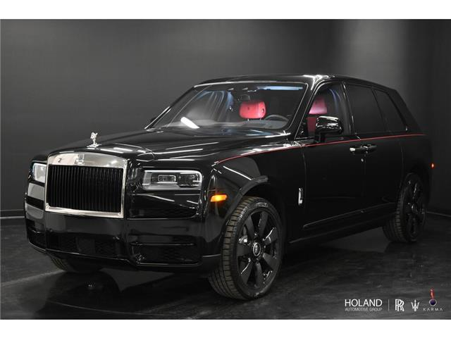 2021 Rolls-Royce Cullinan VENDU! SOLD! (Stk: SLATV4) in Montreal - Image 1 of 30