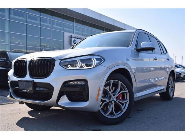 2021 BMW X3 M40i (Stk: 1E61135) in Brampton - Image 1 of 13
