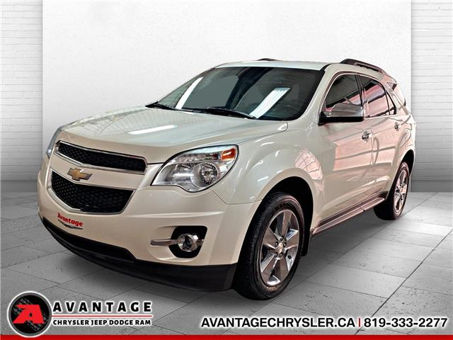 2015 Chevrolet Equinox 2LT (Stk: 40161B) in La Sarre - Image 1 of 17