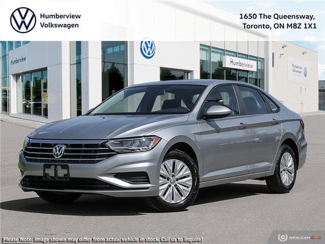2021 Volkswagen Jetta Comfortline (Stk: 98391) in Toronto - Image 1 of 23