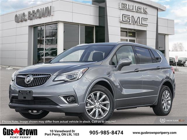 2020 Buick Envision Essence (Stk: D157164) in PORT PERRY - Image 1 of 23