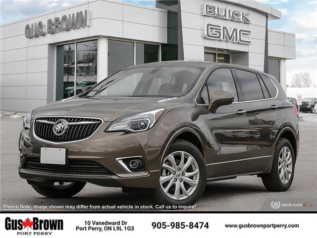 2020 Buick Envision Preferred (Stk: D164962) in PORT PERRY - Image 1 of 22