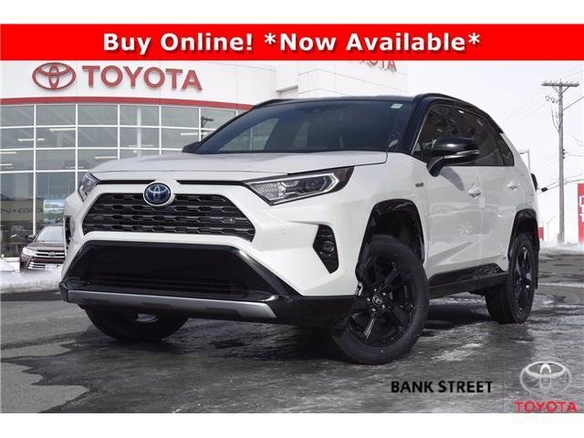 2021 Toyota RAV4 Hybrid XLE (Stk: 28972) in Ottawa - Image 1 of 27