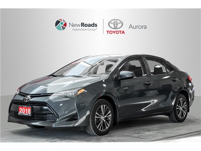 2018 Toyota Corolla  (Stk: 323821) in Aurora - Image 1 of 20