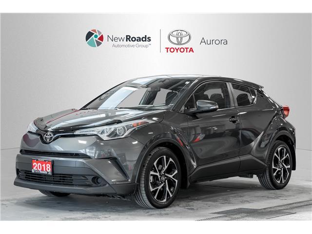 2018 Toyota C-HR  (Stk: 6827) in Aurora - Image 1 of 18