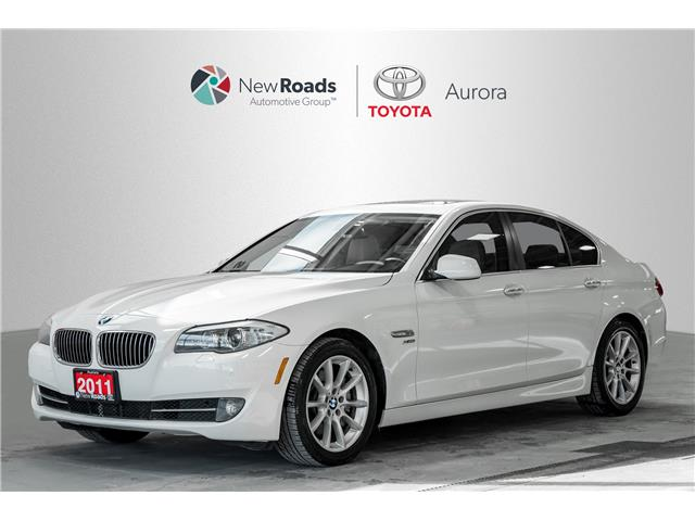 2011 BMW 535  (Stk: 319111) in Aurora - Image 1 of 21