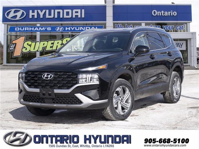 2021 Hyundai Santa Fe ESSENTIAL (Stk: 322500) in Whitby - Image 1 of 17