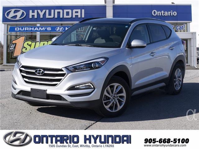 2017 Hyundai Tucson SE (Stk: 08952K) in Whitby - Image 1 of 18