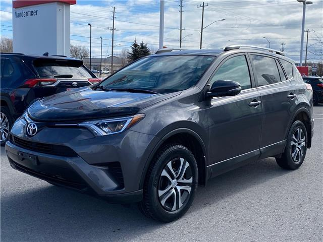 2016 Toyota RAV4 LE (Stk: TX092A) in Cobourg - Image 1 of 1